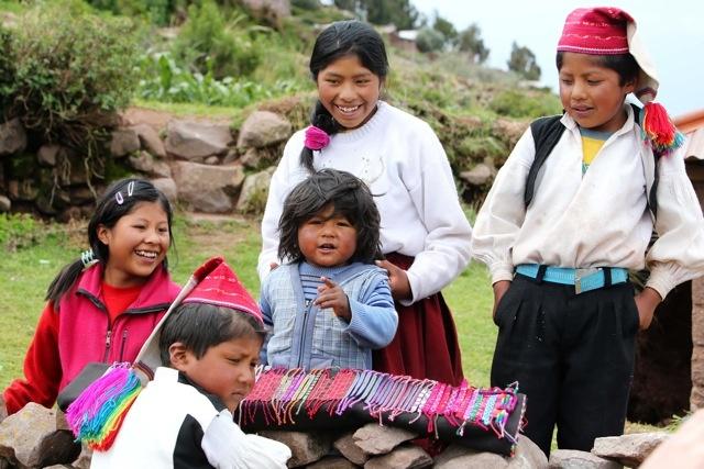 Insel Titicaca