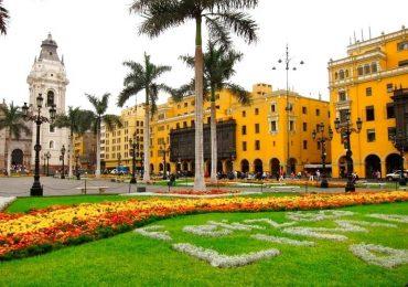 Lima bei einer 15 Tage Peru Rundreise