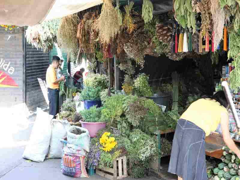 Chiclayo Hexenmarkt