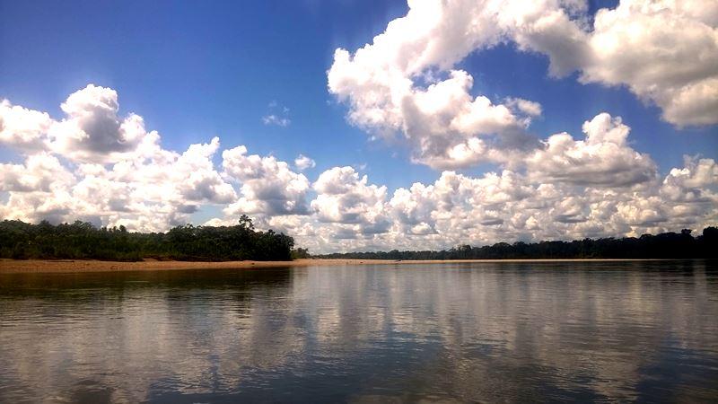 Tambopata Fluss
