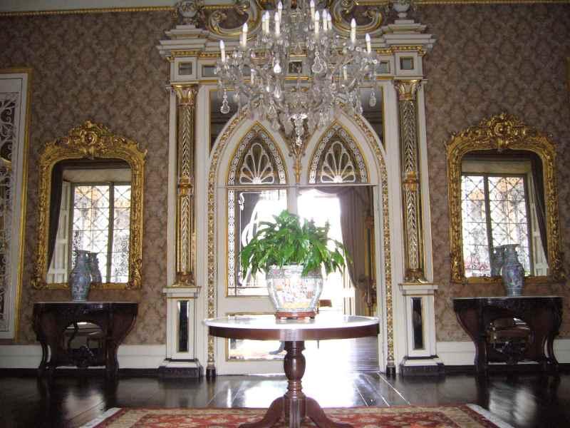 Villa eines Zuckerbarons