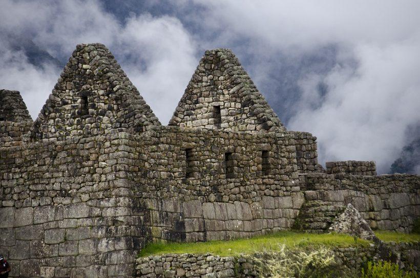 Choquequirao in Peru