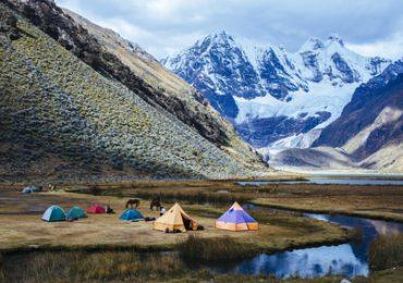 Cordillera Blanca Bergkette