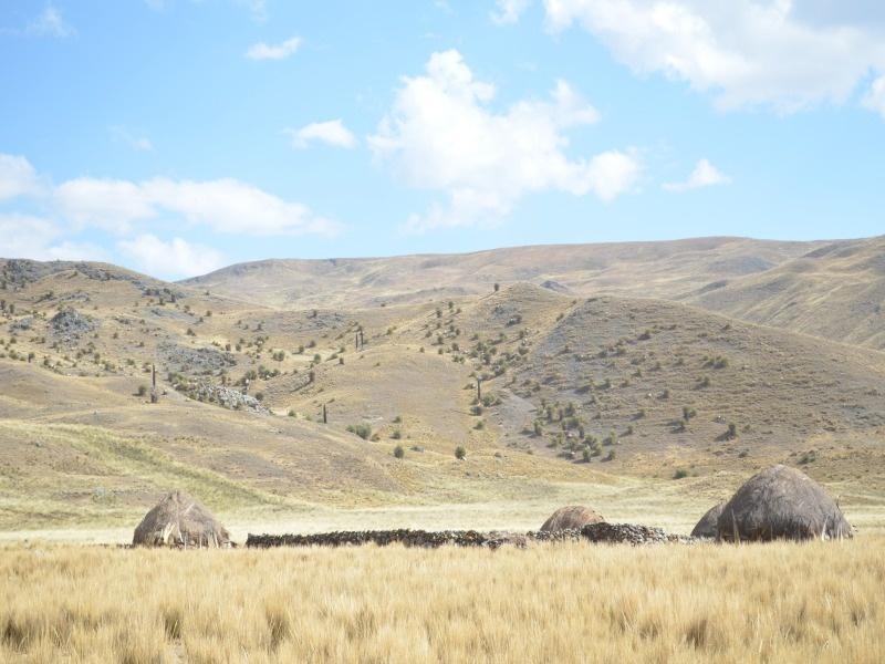 Huaraz Hochland