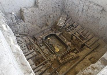 Tumbas Reales Museum bei einer Peru Expedition